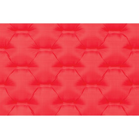 Big Agnes Insulated AXL Air Slaapmat Regular 51x183cm, rood